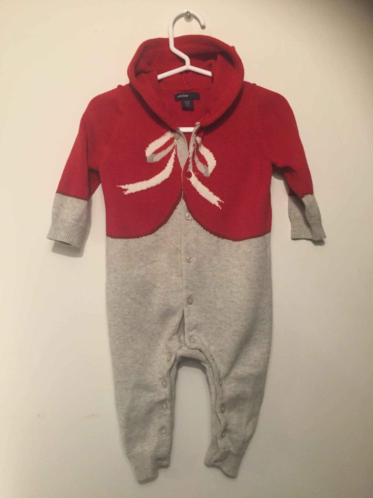Girls Little Red Riding Hood Onesie | 6-9 Months
