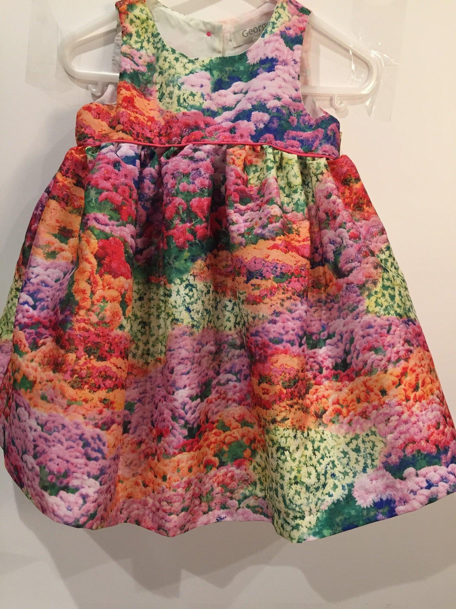Girls Floral Dress | 12 Months