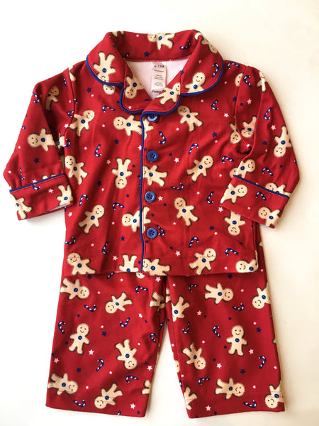 George Fleece Pyjama | 6-12M