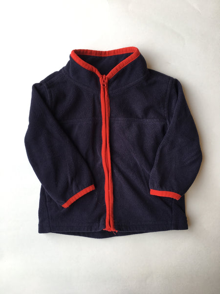 OshKosh Fleece Sweater | 12M
