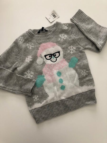 George Holiday Sweater NWT | 4T
