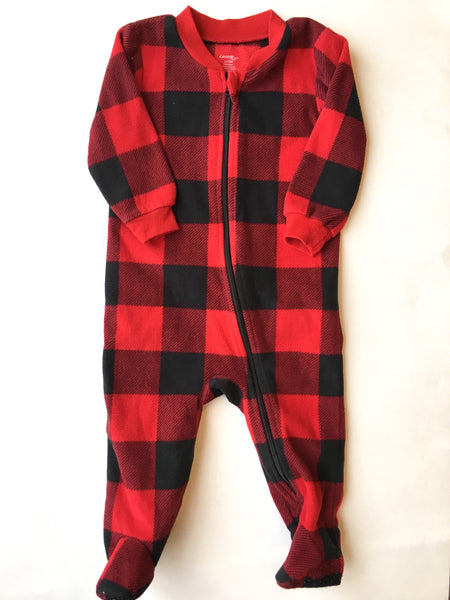 George Fleece Sleeper | 6-12M