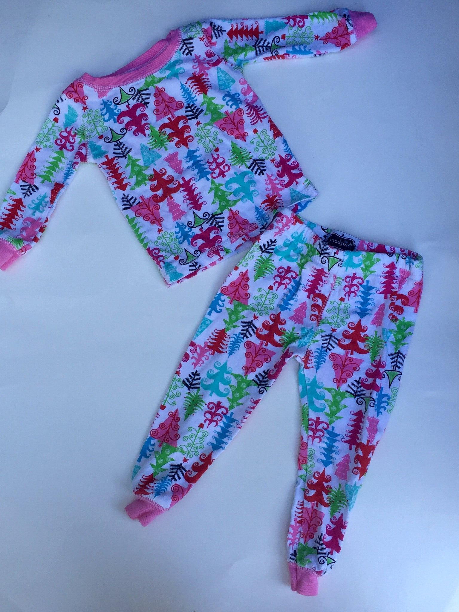 Mudpie Pajamas | Girls | 6-9M