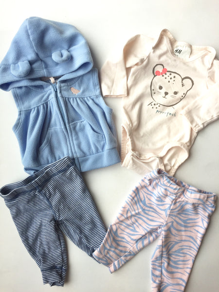 Assorted Girls Clothes | NB