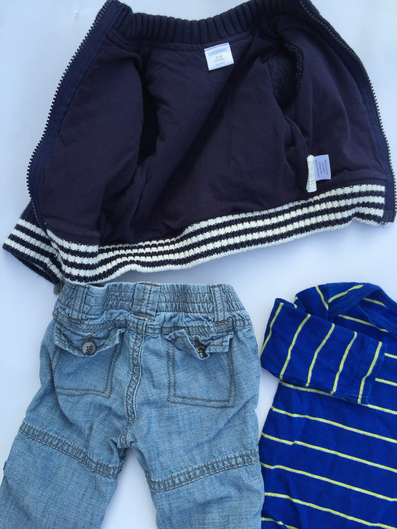 Boys Outfit | 3-6M