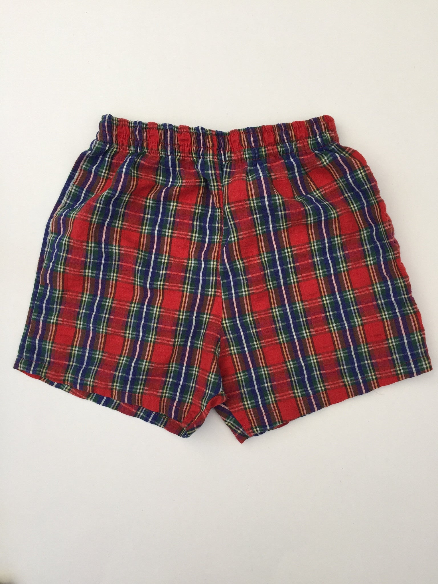 Plaid Shorts | Boys | 24 Months