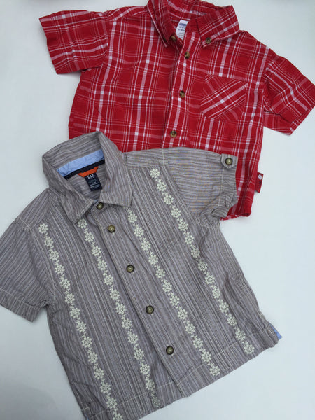 Baby Gap & Gymboree Collared Shirts