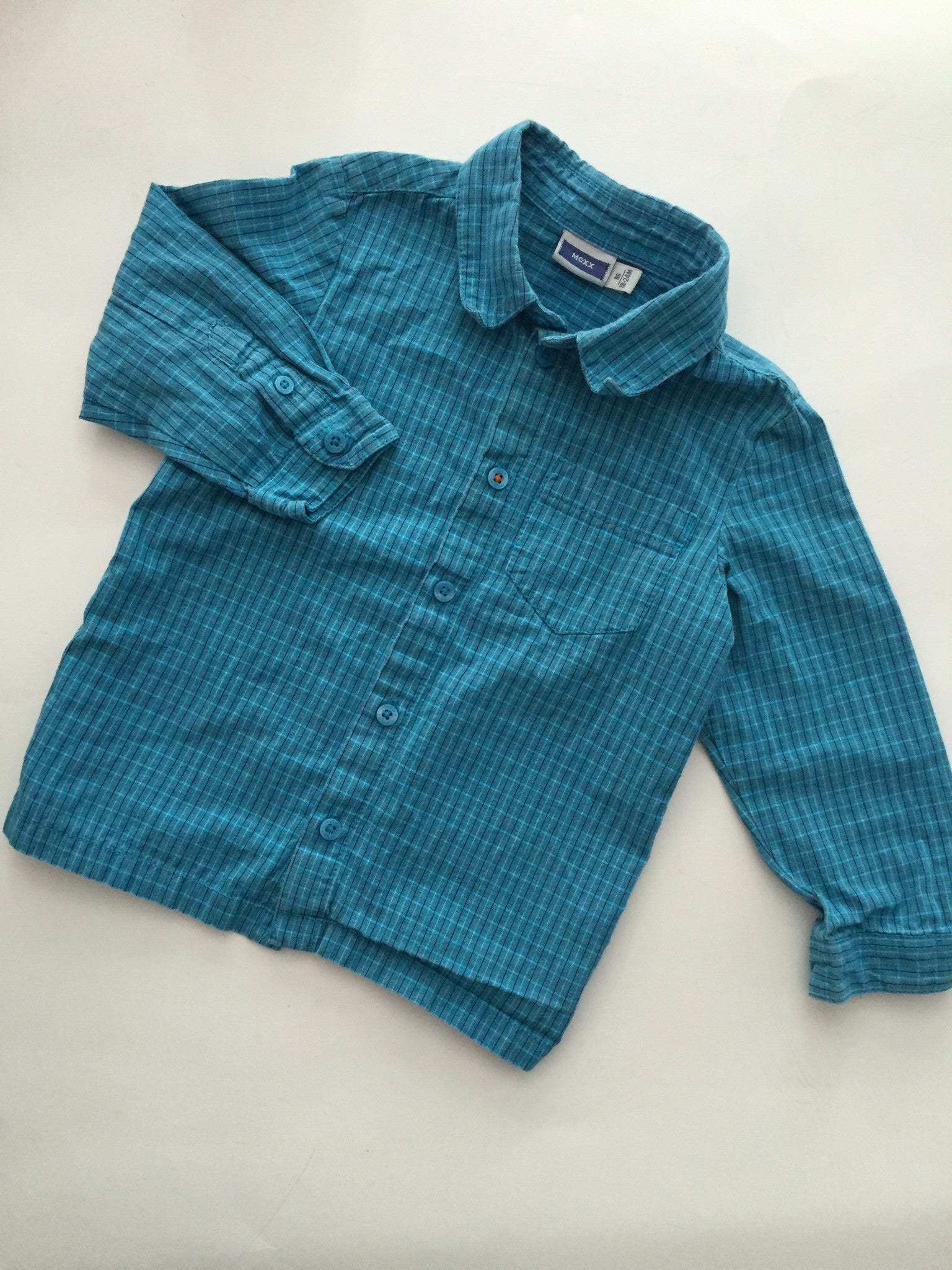 Mexx Button Up Shirt | 18-24M
