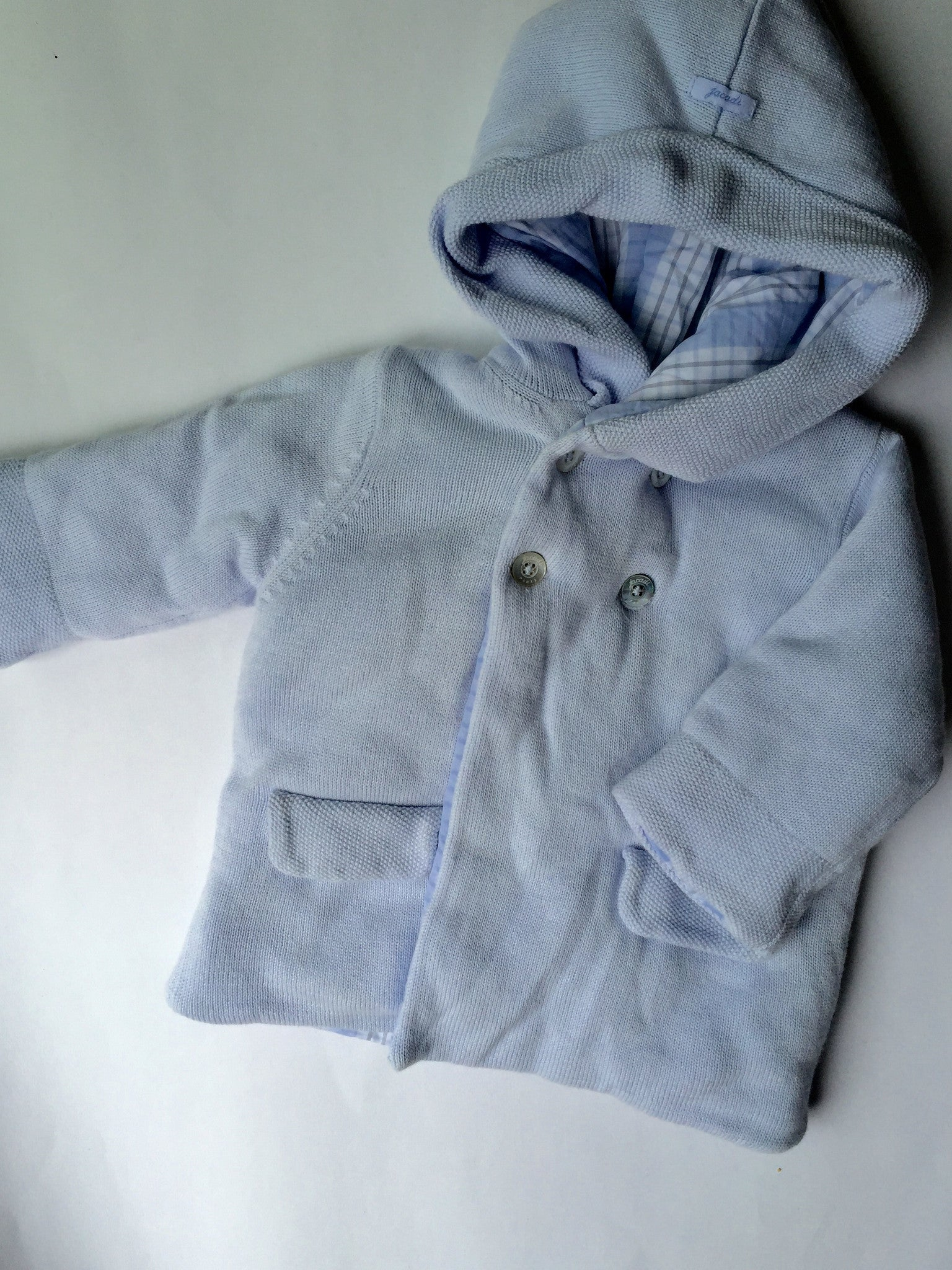 Jacardi Sweater | 6-12M