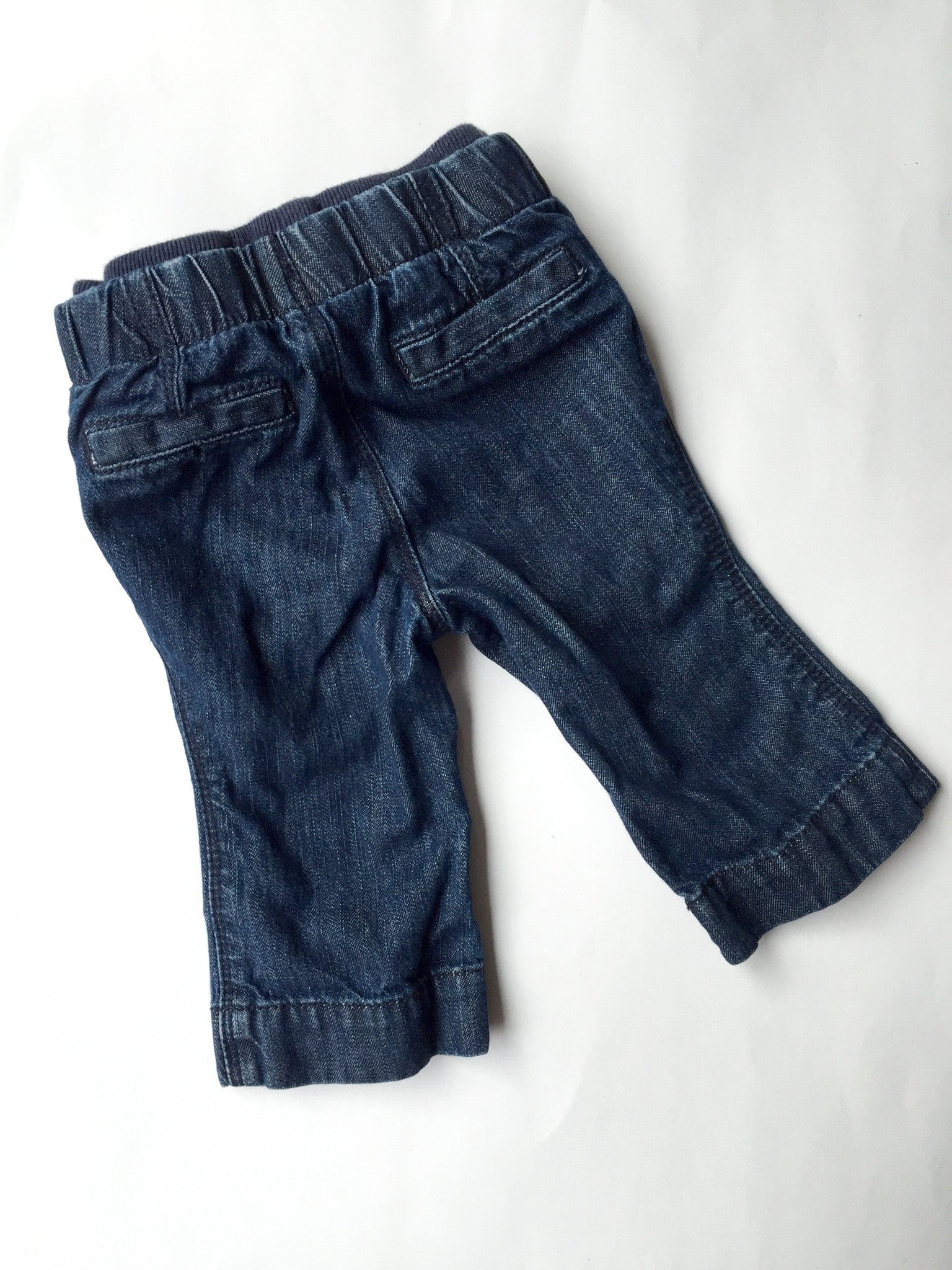 Baby Gap Button Jeans | 3-6M