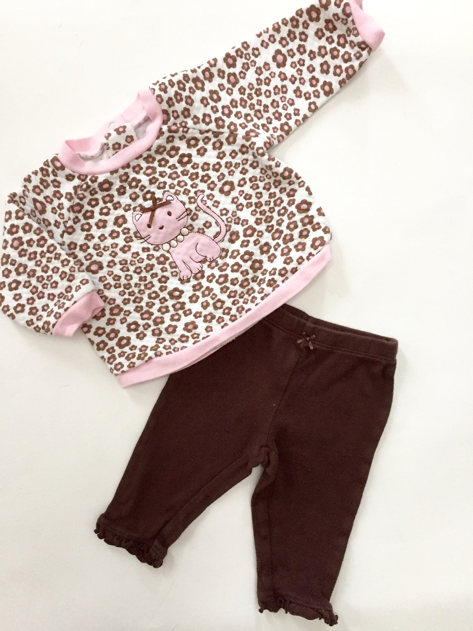 Kitty Outfit | 6M