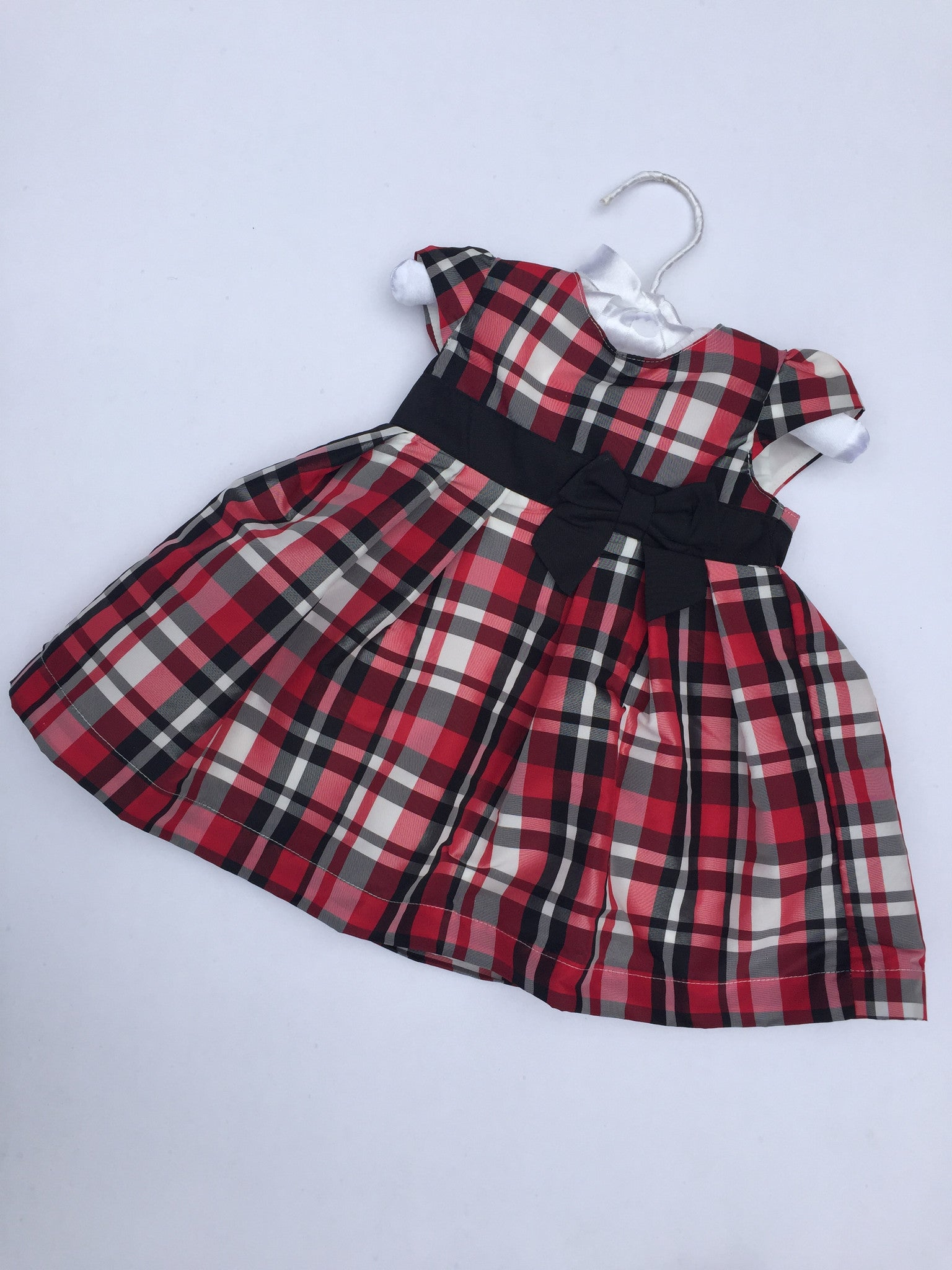 Plaid Dress | 3-6M