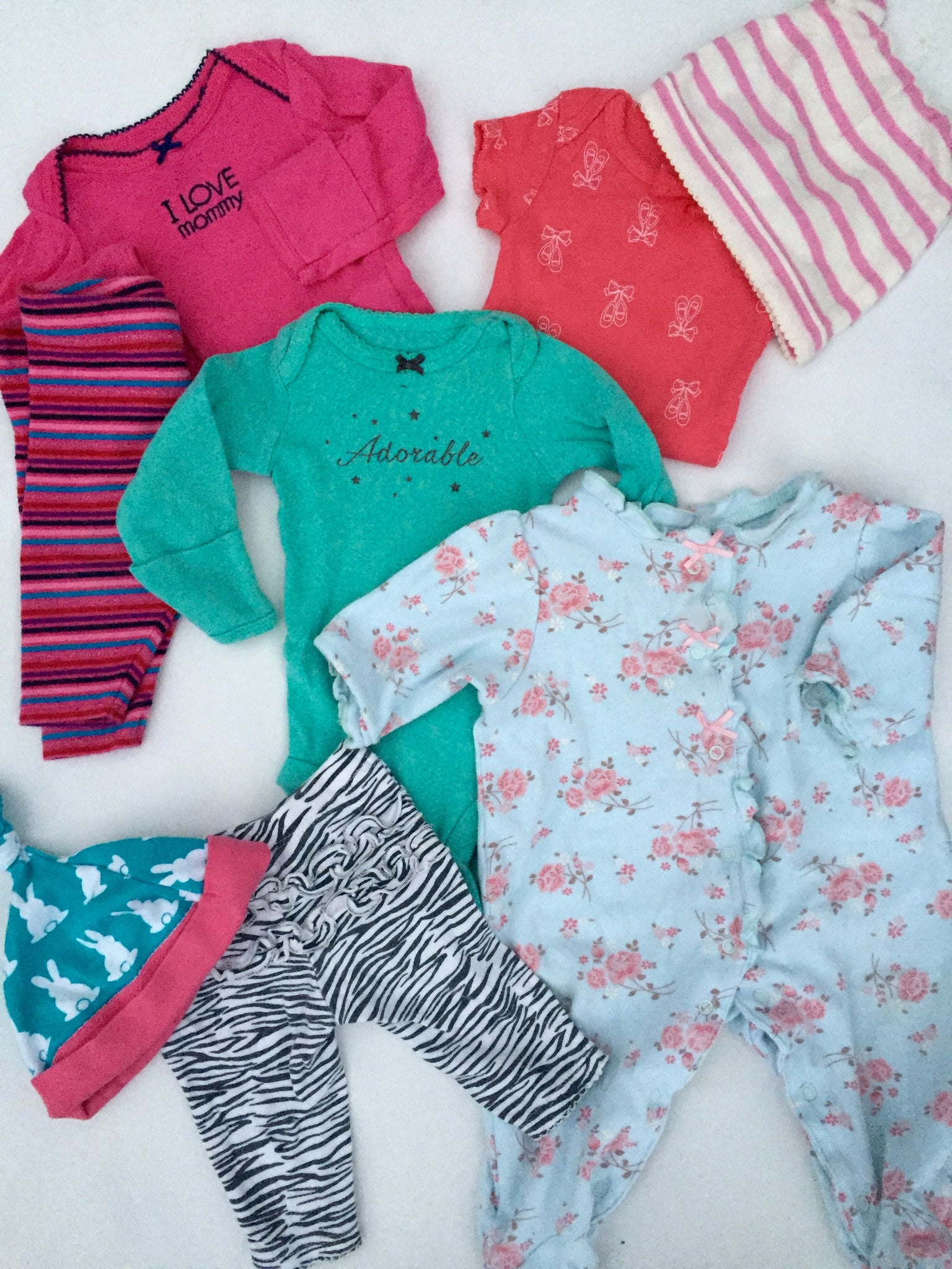 Assorted Newborn Items | NB