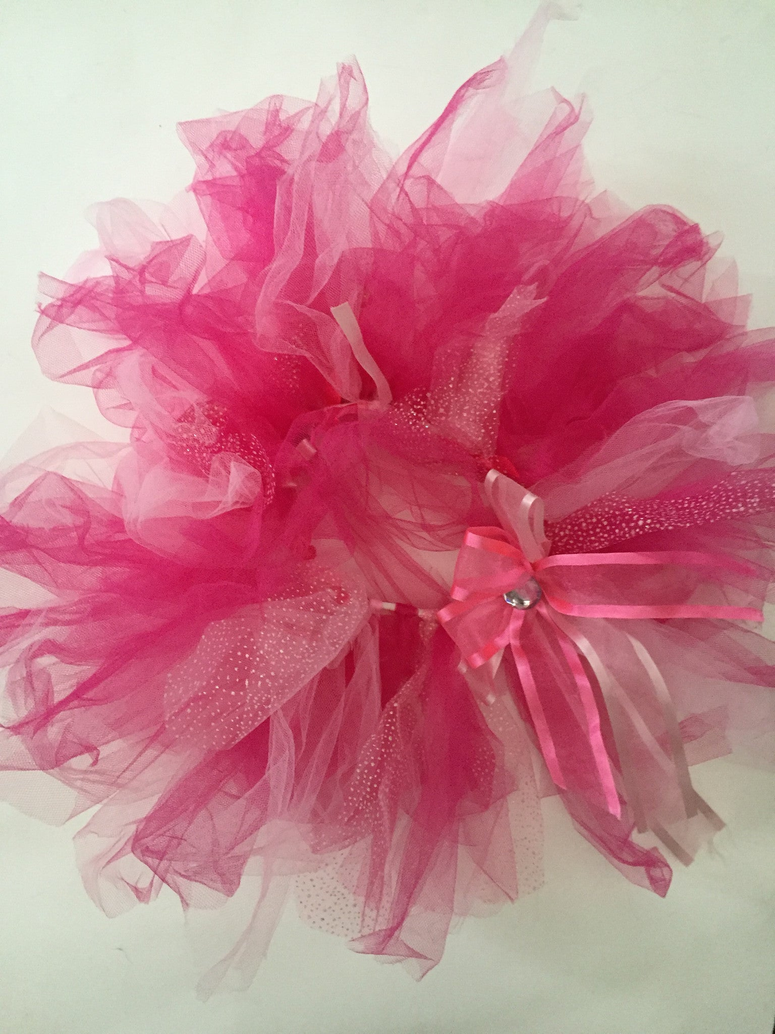Pretty Custom Made Tutu | 2T-4T