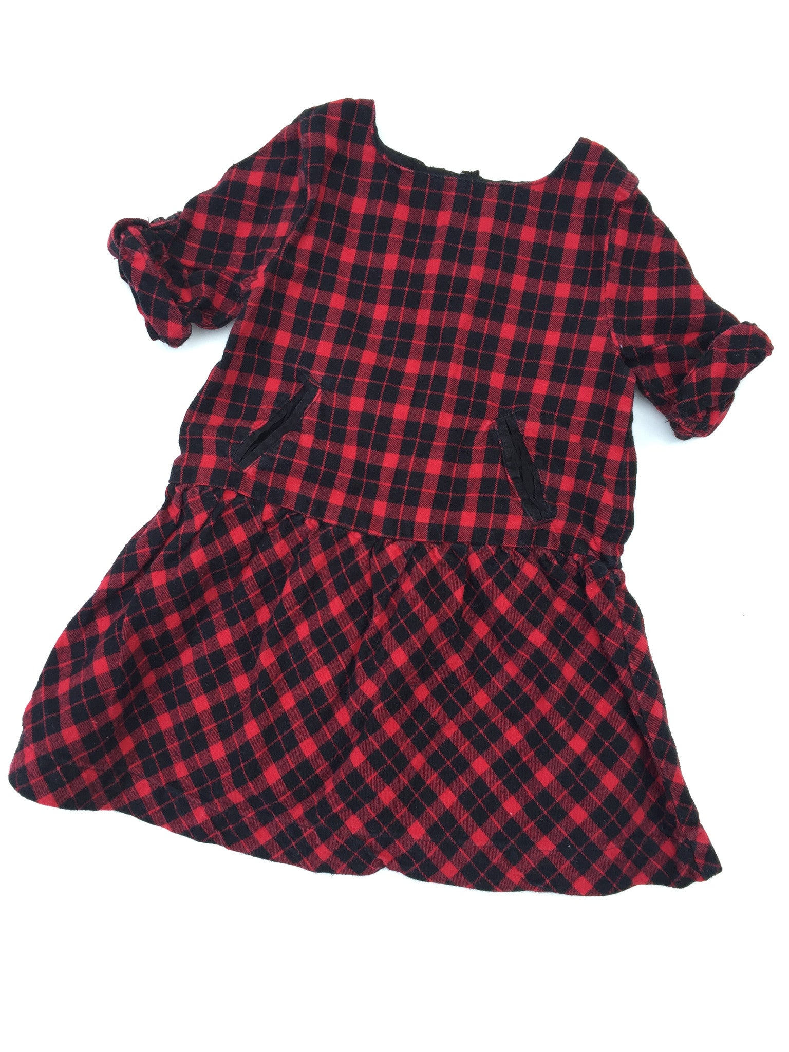 Joe Fresh Checkered Frock | 2T