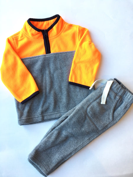OshKosh Sweater + Pants | 12M