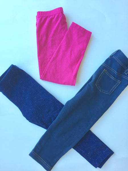 Assorted Leggings | 3T