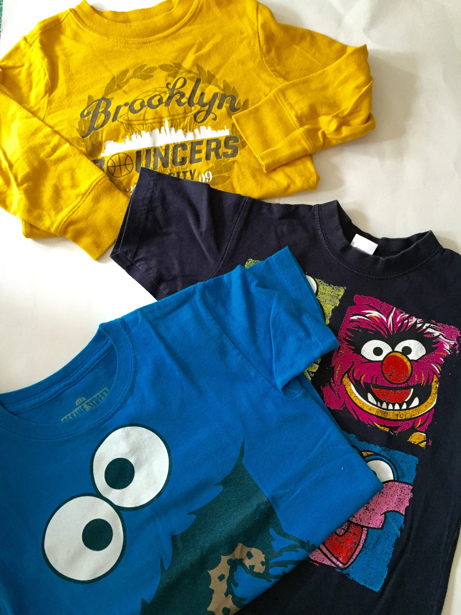 Assorted T-Shirts | 4T