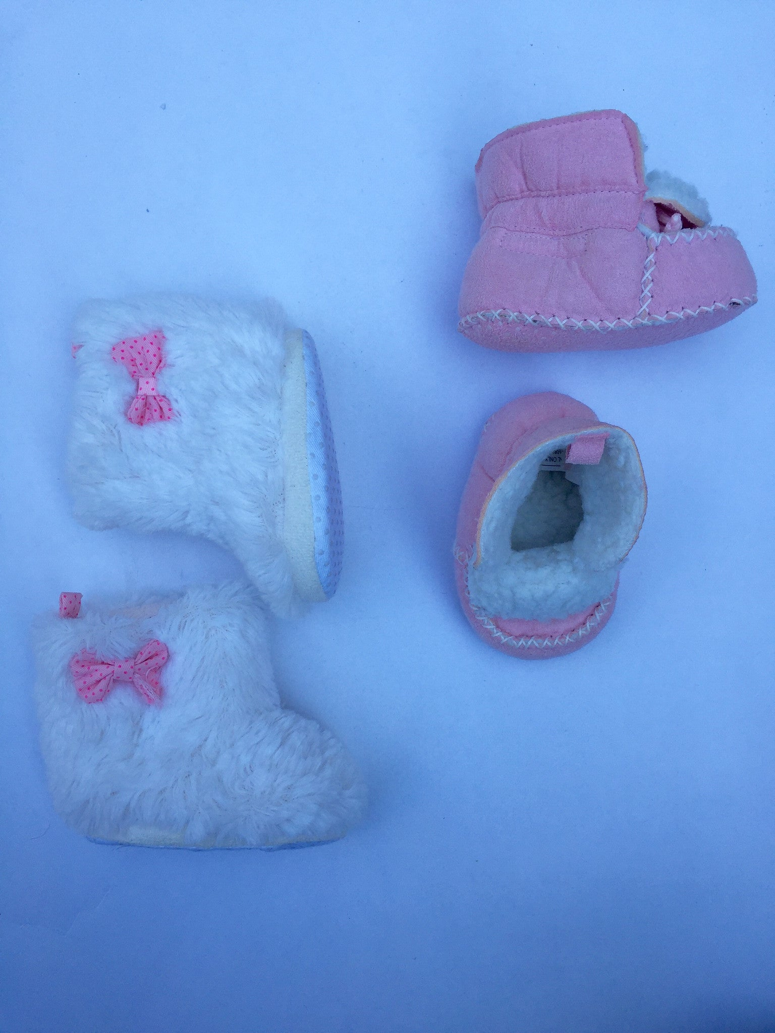 Booties | Girls | 6-12 Months