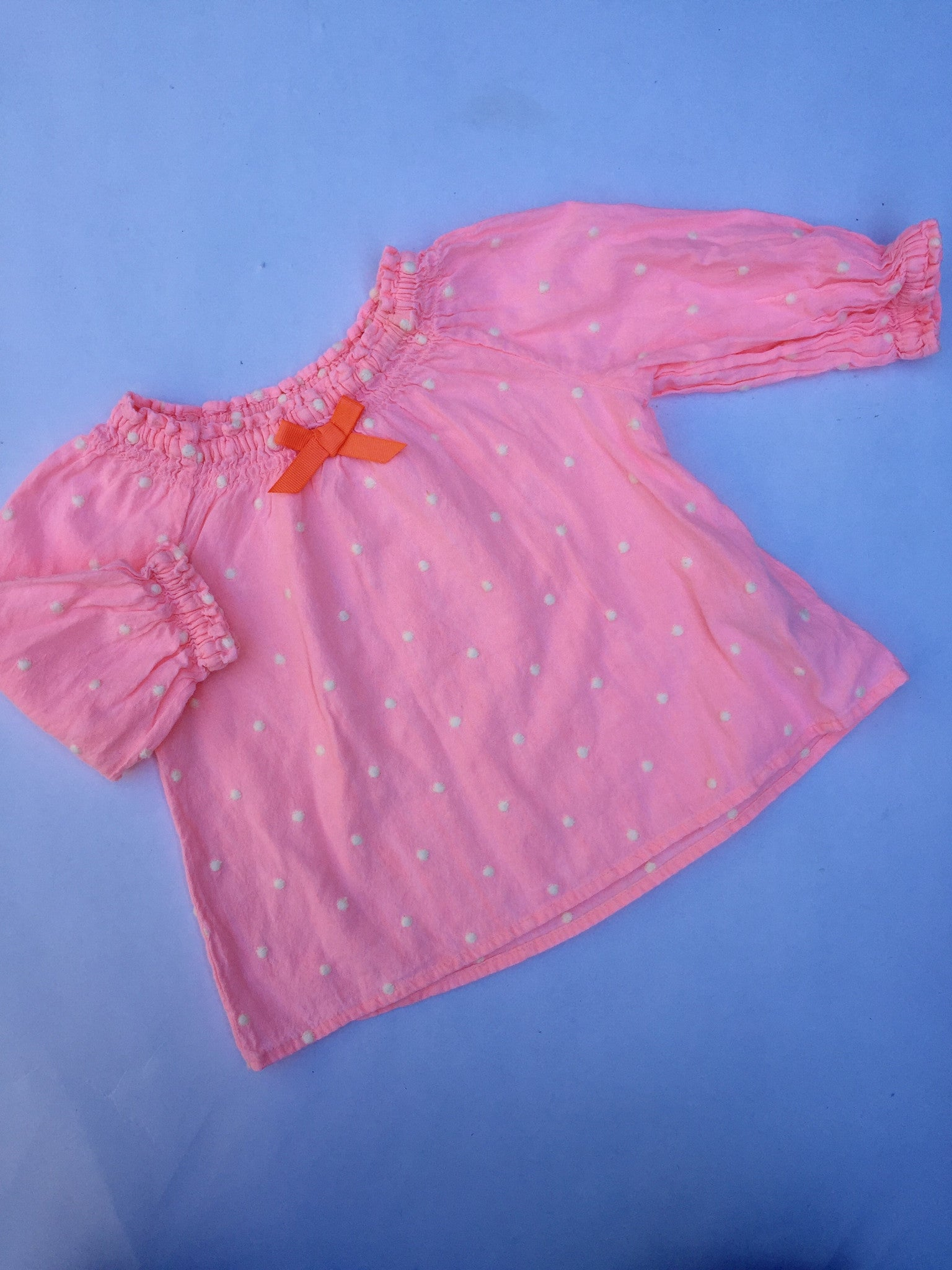 Joe Fresh Long Sleeved Shirt | Girls | 3-6 Months