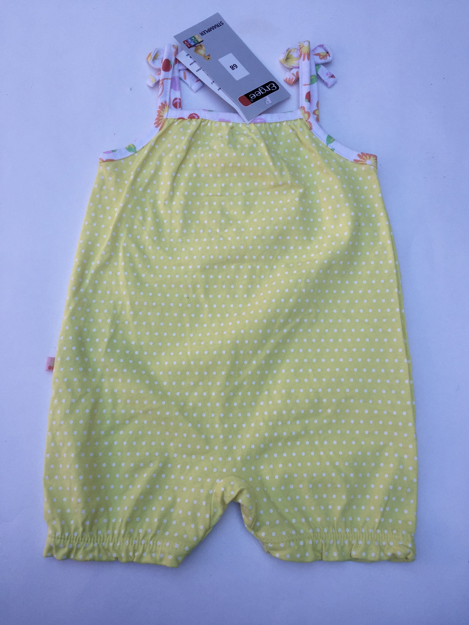 Polka Dot Romper NWT | Girls | 6-12 Months