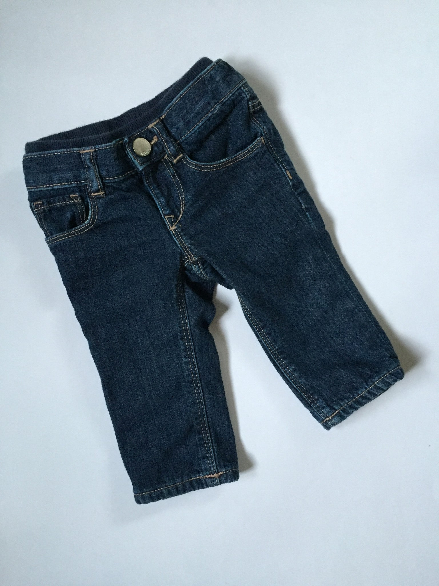 Baby Gap Soft Lined Jeans | 3-6M