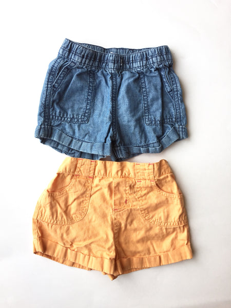 Assorted Shorts | 18M