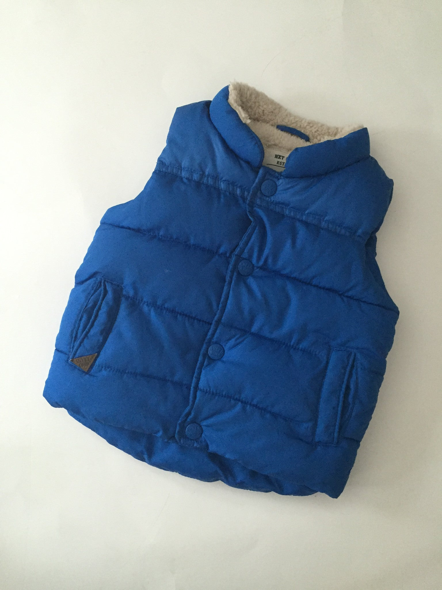 Next Winter Vest | 12M