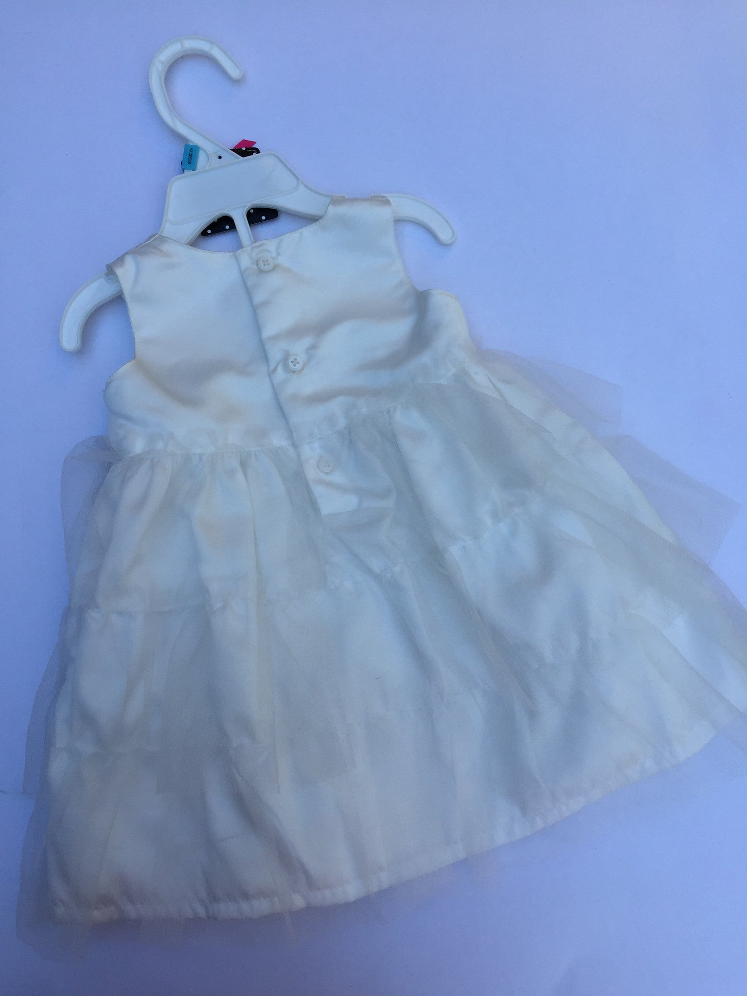 Carter's White Dress | 12-18M