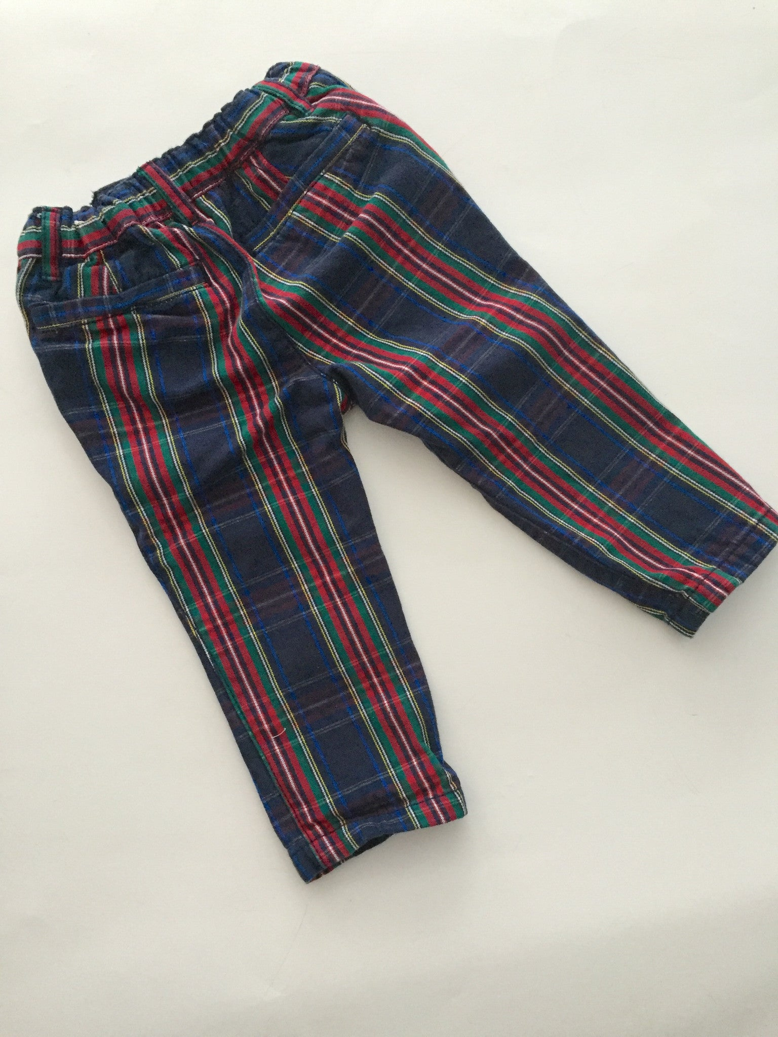 Children's Place Plaid Pants | 12-18M