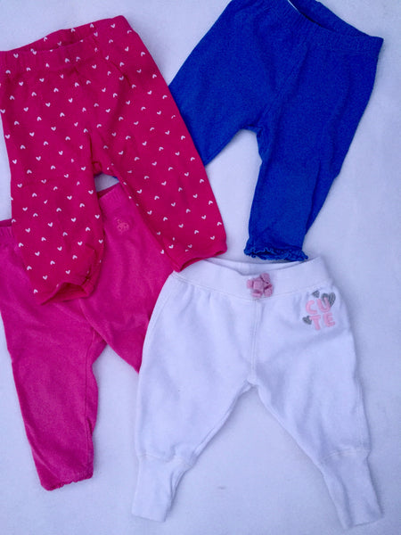 Baby Gap + Assorted Pants | 6-12M