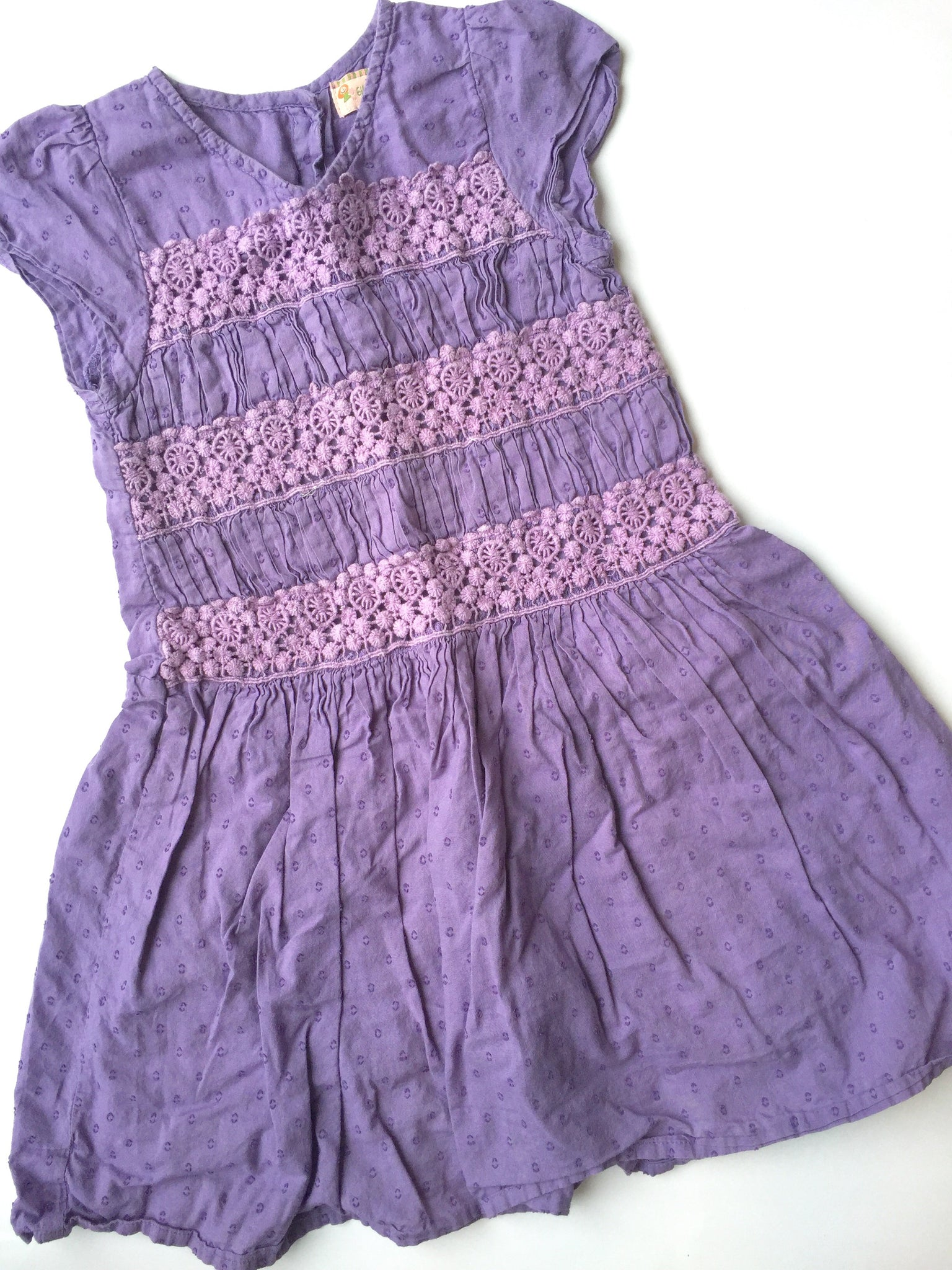 Gillian's Closet Dress | 3-4T