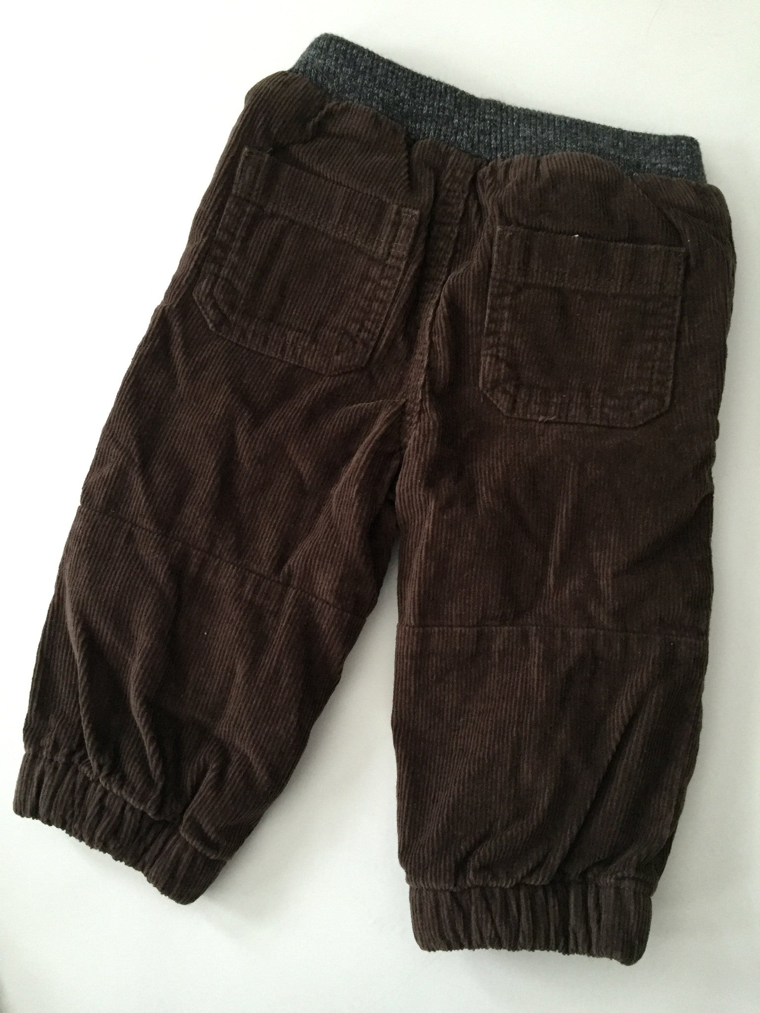 Joe Fresh Lined Corduroy Pants | 6-12M