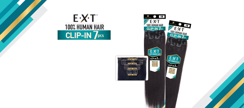 "E.X.T Straight 22"" Clip In (CT022)"