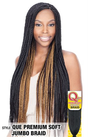 Que Jumbo Braid Premium Soft (KBO00)