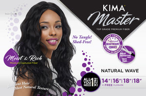 Kima Natural Wave-MNM04