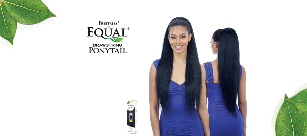 "LONG STRAIGHT YAKY PONYTAIL 38"" (PQLST)"