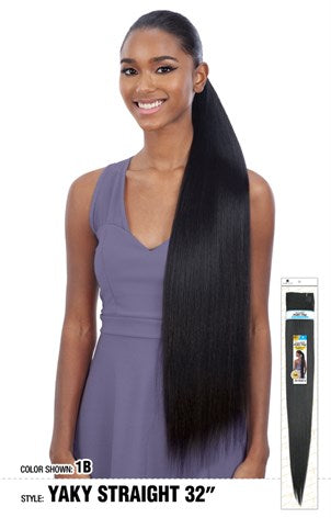 "Organique Pony Pro 32"" Straight"