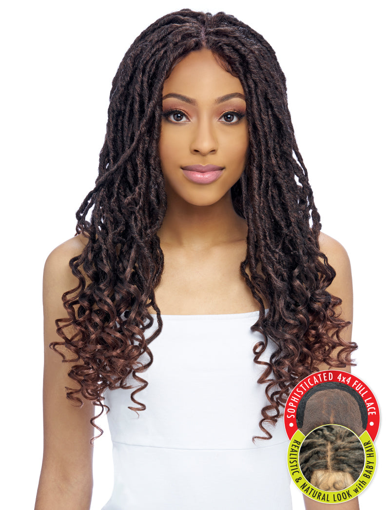 Kima Braid Lace Wig Goddess