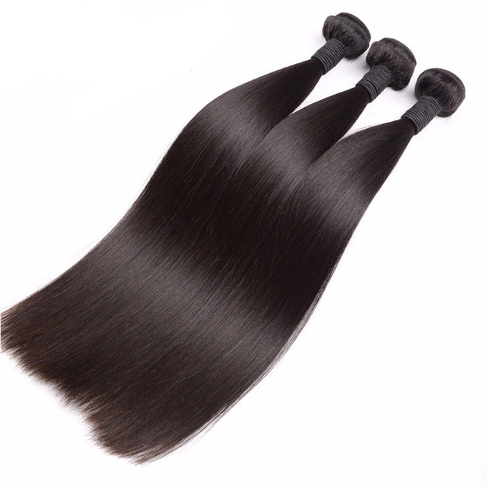 Virgin Straight Hair Weave Bundles