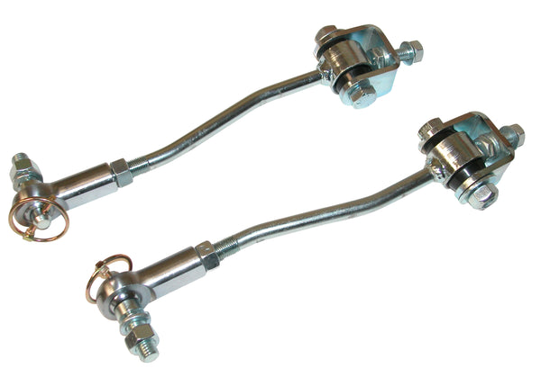 "Jeep TJ/LJ/XJ Front Swaybar Disconnects 3-6"" Lift.  Part FTS105057"