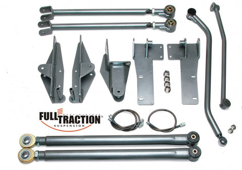 84-2001 Jeep XJ Cherokee Long Arm Builder Kit Part FTS720100