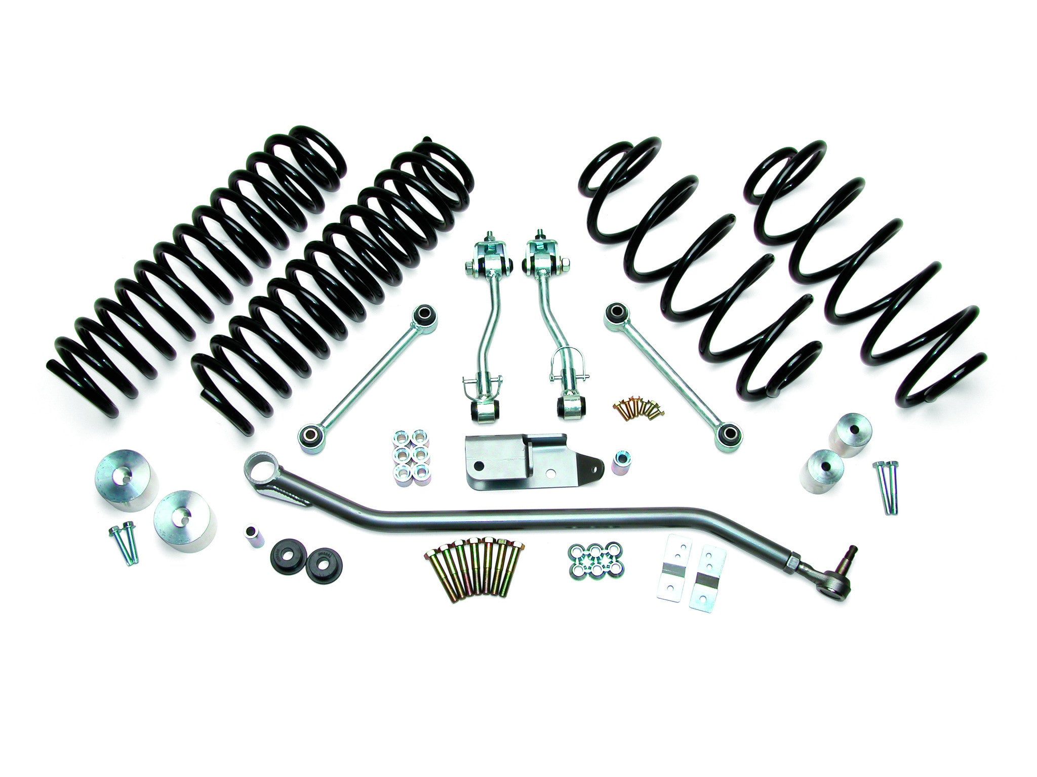 Jeep TJ Wrangler 3.0-inch Economy Suspension kit Part FTS7503