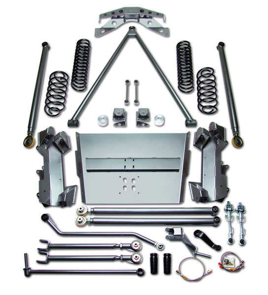 Jeep LJ Wrangler 4.0-in Rubicon Long Arm Suspension System** Part FTS750209