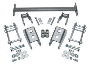 Jeep YJ 2.0 inch Shackle Reverse Lift Kit Part FTS2501