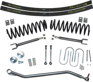 Jeep XJ 3.5-inch Premium Plus SRS Suspension System