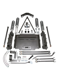 Jeep ZJ 4.0 inch Long Arm Suspension System Part FTS7402