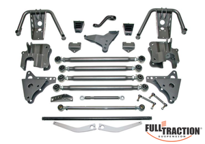 1999-2004 Ford F250/F350 4WD 4-Link Builder Kit without shocks.  Part FTS7850