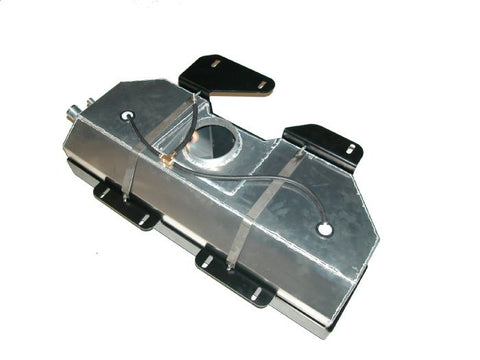 Jeep TJ 97-02 Heavy Duty Gas Tank & Steel Skid Plate Part FTS705125