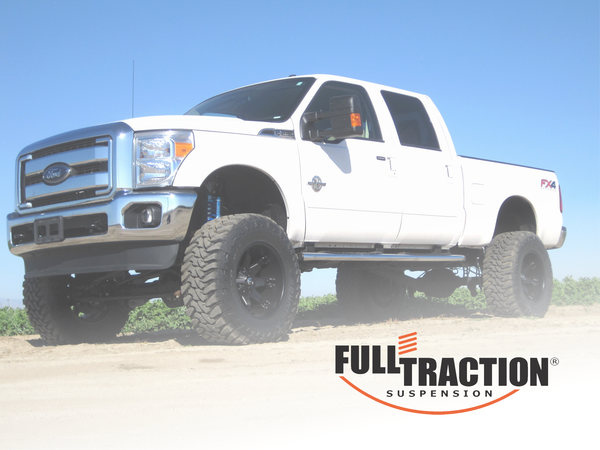 2005-2018 Ford F250/F350 4WD 4-Link Builder Kit without shocks Part FTS7860